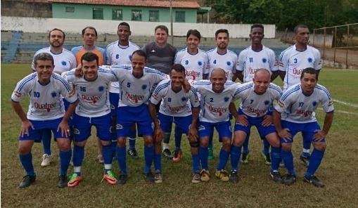 O União de Nova Serrana pode ser o campeão do Master itaunense