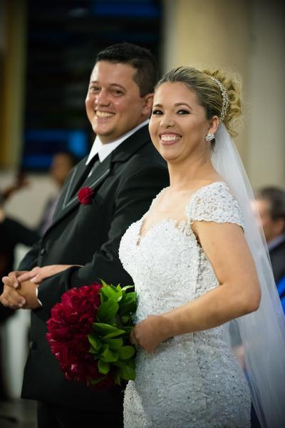 Jordane e Igor, que no último dia 26 de maio, disseram sim em cerimônia na Igreja do bairro Piedade. São filhos de Maura e Irdevan e Maria Modesta e Dalci