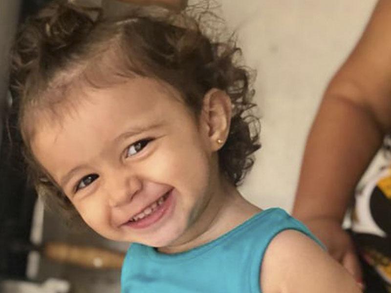Essa lindeza é Rafaela Souza Borges, que completou 2 aninhos.  Filha dos meus amigos Cleiton Borges e Elizete. Um encanto!