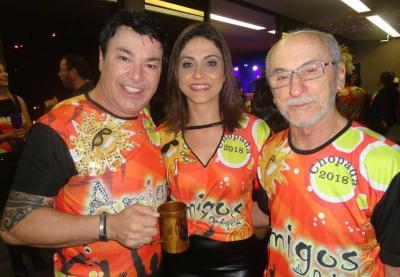 Rose Campos e Osmando Pereira