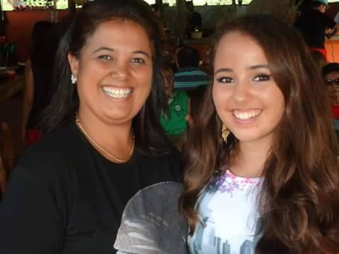 As encantadoras Teresa Raquel e Ana Júlia
