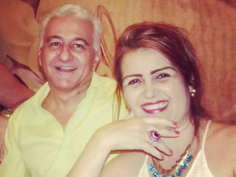 Amo de paixão: Dagoberto e Jussara Campos