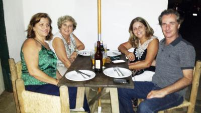 Em destaque Dra. Marilene, Ana Beghine, Zezé e Eduardo em Tiradentes