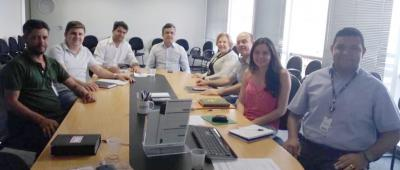 Reunião na Prefeitura entre dirigentes da CDL (presidente Maurício Nazaré) e representantes da Administração Municipal selou parceria para a promoção
