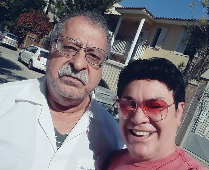Meu estimado amigo Delmo Barbosa, super querido em nossa cidade