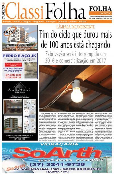 1127 Classifolha - 13/12/2014