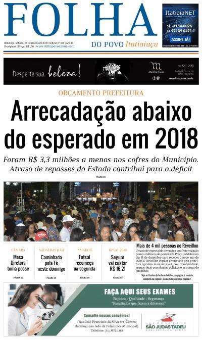 Edição 676 05/01/2019