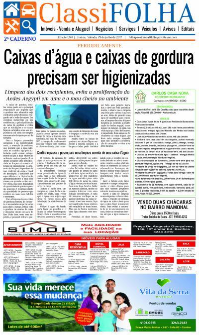 Edição 1248 29/07/2017