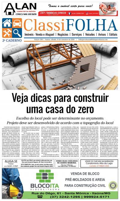Edição 1301 15/09/2018