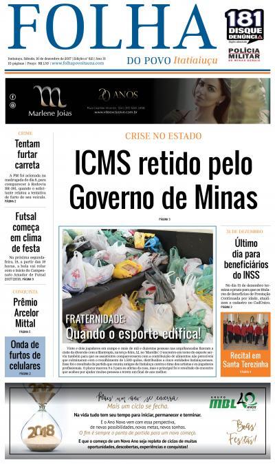 Folha Povo Itatiaiuçu