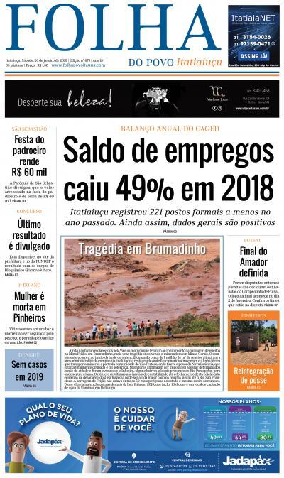 Edição 679 26/01/2019
