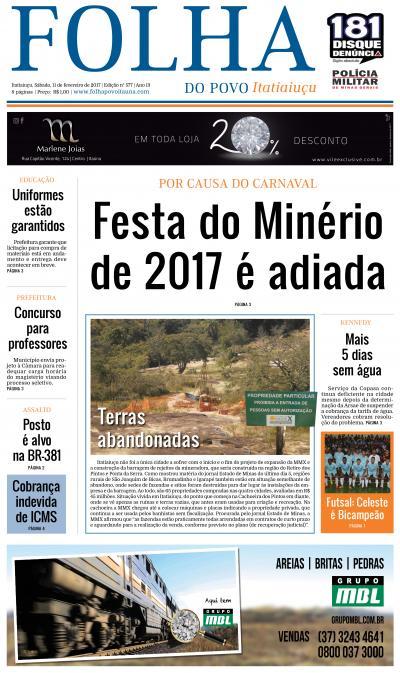 Edição 577 11/02/2017