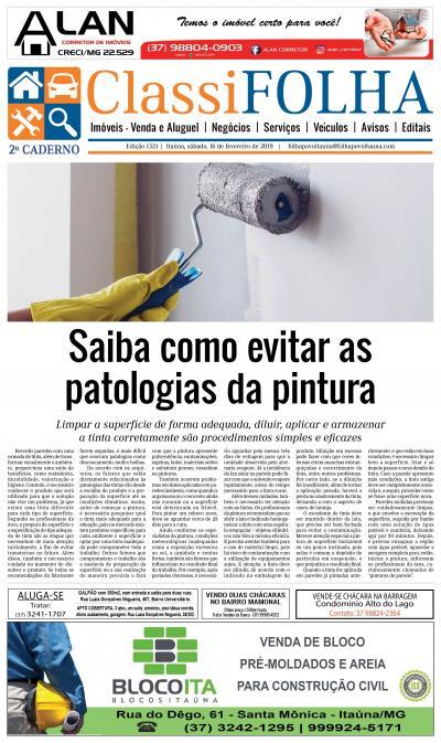 Edição 1321 16/02/2019