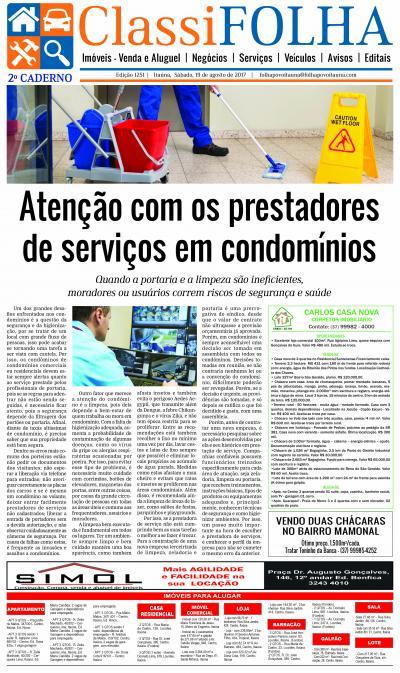 Edição 1251 19/08/2017