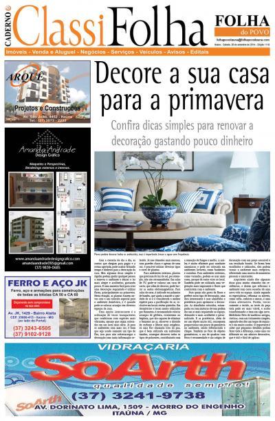 1116 - Classifolha - 20/09/2014