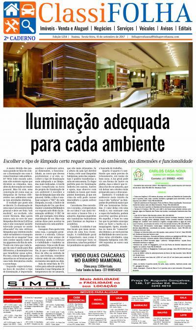 Edição 1254 15/09/2017