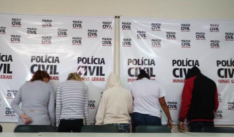 Os primeiros acusados foram presos 20 dias após o crime. Menor apreendido essa semana  foi encaminhado para internação no Centro Provisório Dom Bosco, em Belo Horizonte