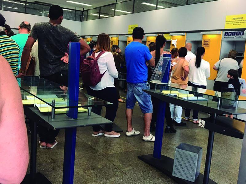Banco do Brasil faz manutenção  e gera reclamações